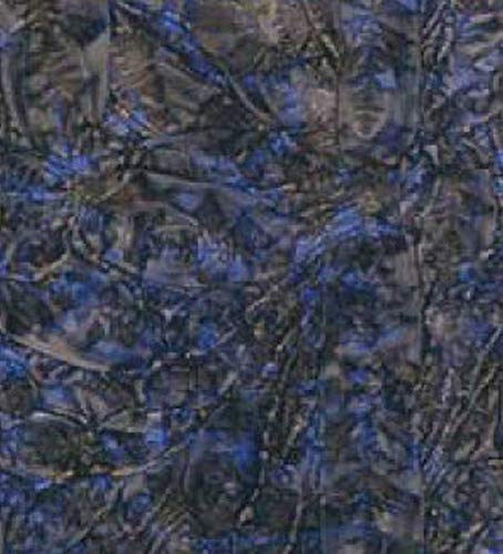 - Van Gogh - Blue/Champagne Stained Glass Sheet - 6