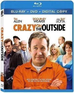 Crazy on the Outside (Blu-ray + DVD + Digital Copy) [Blu-ray] by 20th Century Fox by Tim Allen
