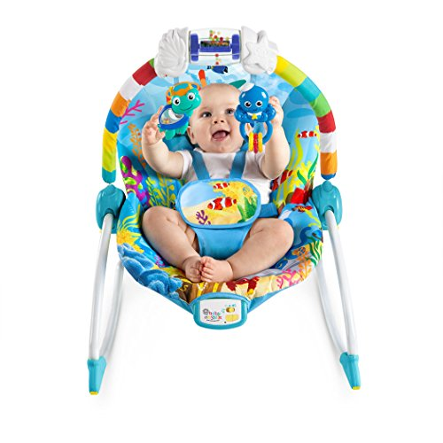 Bouncers Baby Einstein Ocean Adventure Rocker 689993669809