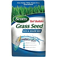 Scotts Turf Builder Grass Seed - Sun and Shade Mix,...