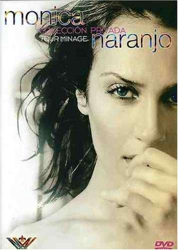 Monica Naranjo TOUR MINAGE (Coleccion Privada) by Dynamo