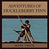 Bargain Audio Book - Adventures of Huckleberry Finn
