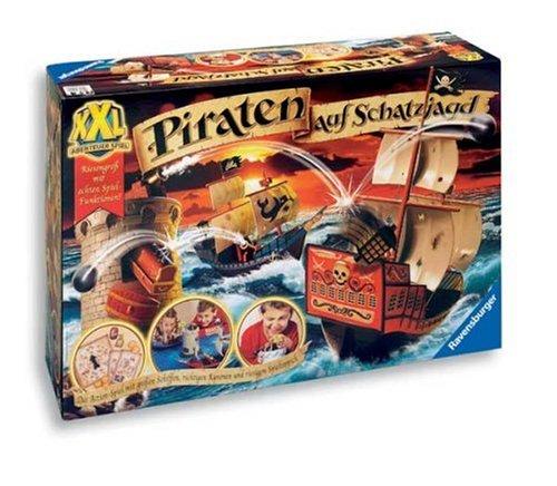 Ravensburger 21900 - Piraten auf Schatzjagd