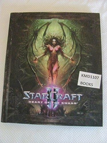 Art Trinket - The Art of Starcraft 2 Heart of the Swarm