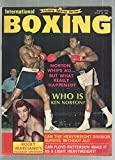 img - for International Boxing *Aaugust 1973 book / textbook / text book