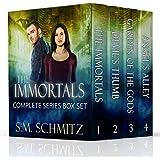 The Complete Immortals Series Box Set: A Fantasy & Mythology Romance Series (The Immortals Series)