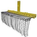 Titan 3 Point Pine Needle Rake 3PT (5')