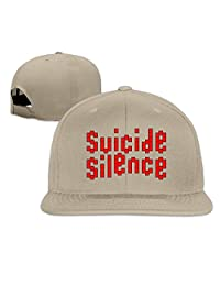 Suicide Silence Bead Pattern Unisex Porch Baseball Cap Hat