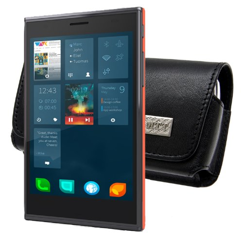 Original multiasesino Horizontal para/Jolla Smartphone/piel Funda ...