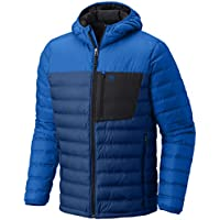 Mountain Hardwear Mens Dynotherm Down Hooded Jacket