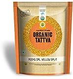Organic Tattva Moong Dal Yellow Split, 500g