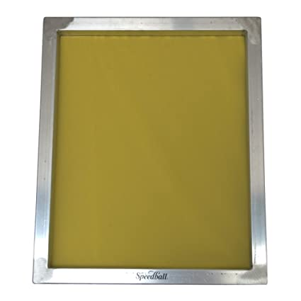 81b9c55b693 Image Unavailable. Image not available for. Color  Speedball Aluminum  Screen Printing Frame