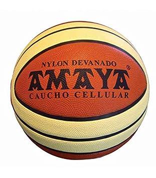 Amaya Sport PELOTA DE BALONCESTO: Amazon.es: Deportes y aire libre