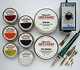 Encaustic Wax Paint Set- Contemporary Hot Cakes Set