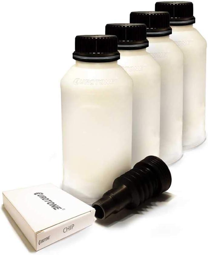 Eurotone Refill Powder Chip for Lexmark X215MFP Fills 0018S0090 Black
