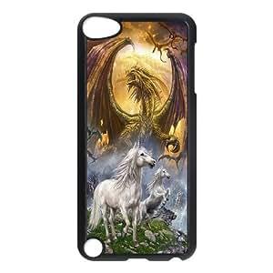 CHENGUOHONG Phone CaseAmazing Unicorn FOR Ipod Touch 5 -PATTERN-16