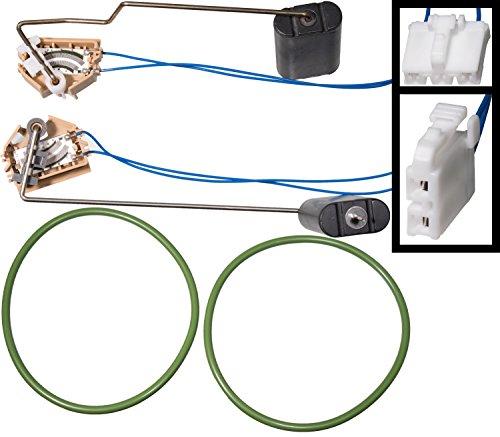 APDTY 135035 Fuel Gas Tank Gauge Level Sending Float Sensor Sender Unit Kit w/Seals Fits 2007-2010 Hyundai Sante Fe (Replaces 944300W000, ()