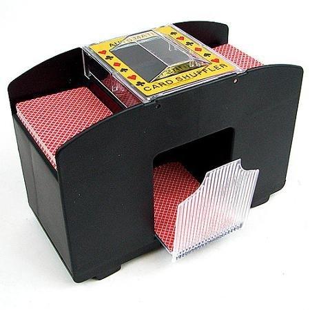 Trademark Poker Shuffles Standard and Bridge Playing Card...