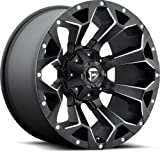 FUEL Assault NB -BLK MIL Wheel with Painted (20 x 10. inches /5 x 114 mm, -18 mm Offset)