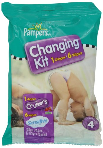 Pampers Cruisers Sensitive Changing Unscented product image