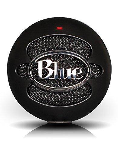 Blue Snowball iCE Condenser Microphone Blk (Renewed)