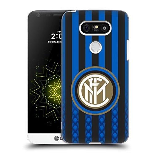- Official Inter Milan Home 2018/19 Crest Kit Hard Back Case for LG G5 / H850 / H840 / Dual