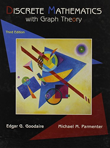 Price comparison product image Discrete Mathematics with Graph Theory with Discrete Math Workbook: Interactive Exercises (3rd Edition)