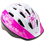BeBeFun Girl and Boy Kids Bike Helmet Accurate Adjustable Size Helmet for Infant Toddler Child with CPSC certificated Multi-sport Helmet