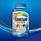 2-Pack Centrum Silver Ultra Men's Multivitamin and Multimineral 250 Tablets X 2