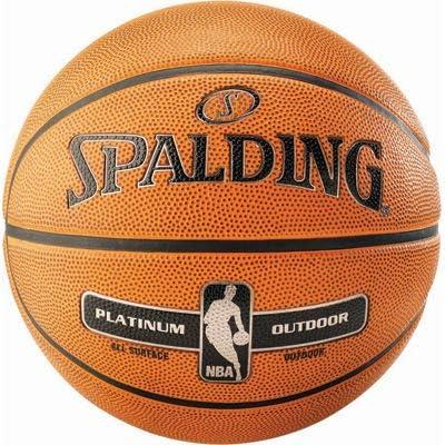 Spalding NBA Platinum Streetball tamaño 7: Amazon.es: Deportes y ...