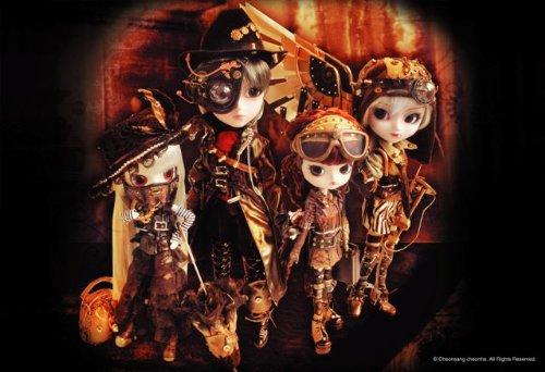 Pullip 300 Piece steam punk story 300-015 (japan import) 3