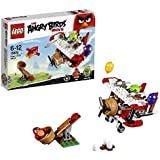 Lego 75822 - The Angry Birds Movie - L'attaque en Avion du Cochon