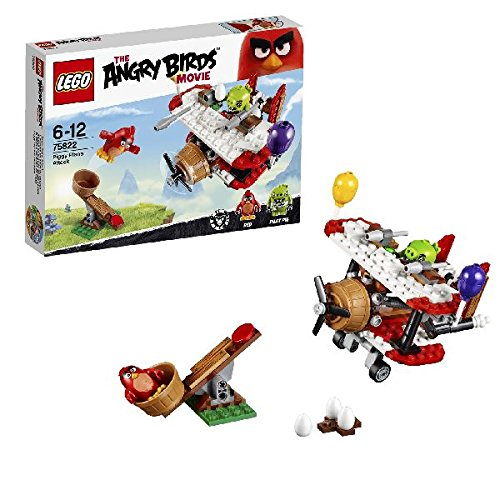 with LEGO Angry Birds design