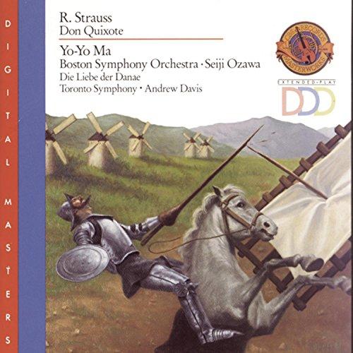R. Strauss: Don Quixote, Op. 35/Die Liebe der Danae, Op. - In Outlets Ma Boston
