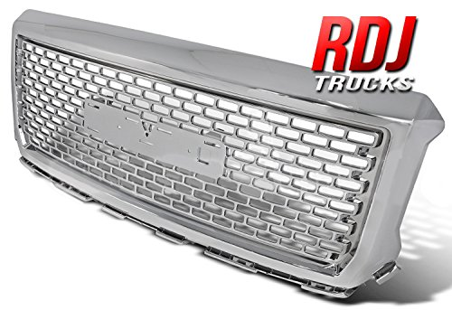 RDJ Trucks PRO-Series Chrome Replacement - Gmc Truck Grilles Shopping Results