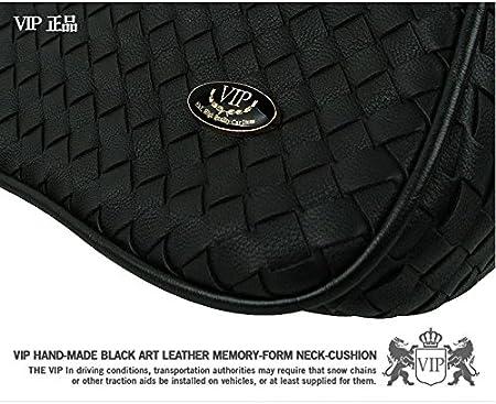1pack Armrest Cushion VIP Black Art Memoryform Car Seat Cushions Armrest Center Consoles Head Neck Rest Waist Back Cushion Pillow Pad for Car Motors Auto Vehicle
