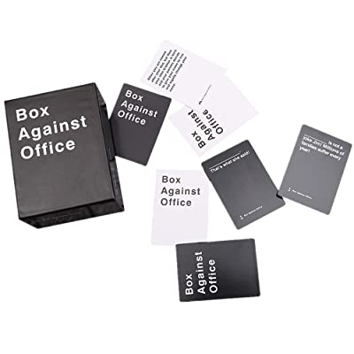 Box Against Office with 352 Cards - Party Game: Toys & Games