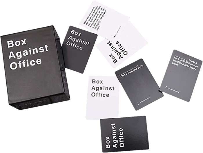 The Best The Office Card Game
