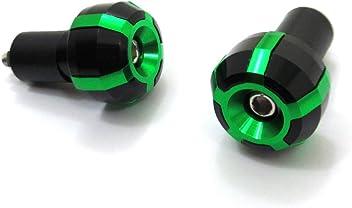 CNC Alu Superbike Bremshebel Schutz f/ür 15-17 mm gr/ün eloxiert