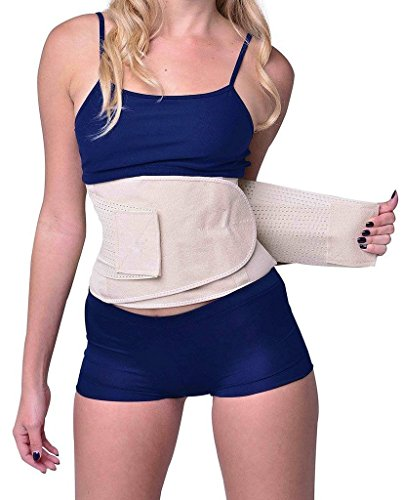 Waist Trimmer Belt (Beige) - 7