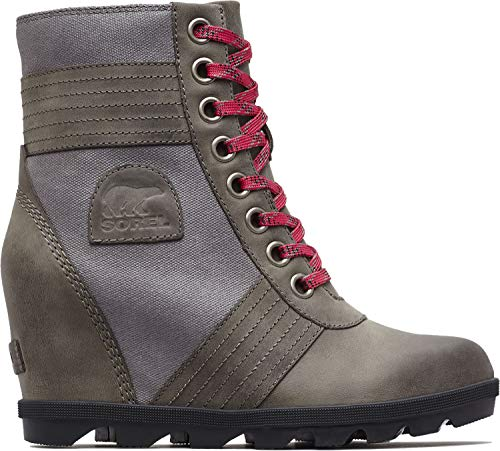 Sorel Women's Lexie¿ Wedge Quarry 7 B US
