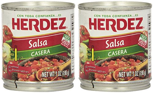Herdez Salsa Casera (Pack of 2)