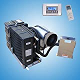 9000 Btu/h Self Contained Marine Air Conditioner and Heat Pump 208-230v/60hz