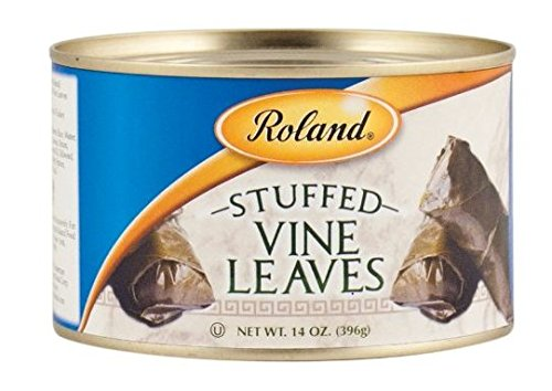(Roland Vine Leaves,  Stuffed, 14 Ounce (Pack of 6))