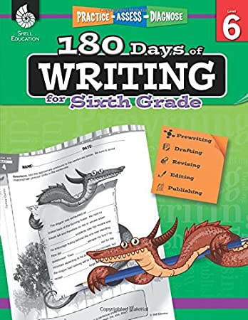 180 Days of Language for Sixth Grade 180 Days of Practice