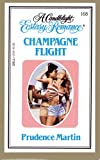 Champagne Flight, Prudence Martin, 0440120411