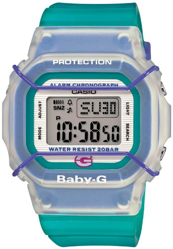 CASIO BABY-G 20TH ANNIVERSARY SERIES (BGD-500-3JR) LADY'S WRISTWATCH LIMITED EDITION (JAPANESE MODEL)
