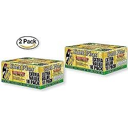 Suet Plus Extra Value Pack Wild Bird Suet - 20 Suet Cakes (2 BOXES OF 10 CAKES)