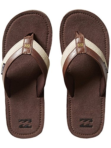 Chocolate Chanclas Canvas Seaway Chocolate Billabong Chanclas Seaway Canvas Billabong FvqdqwO
