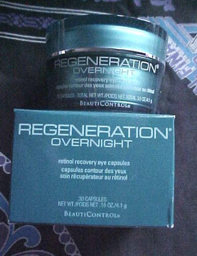 BeautiControl Regeneration Overnight Recovery Capsules